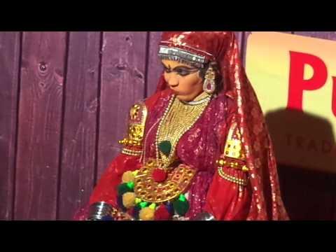 Kadhakali (Kerala Drama Dance) viral videos....