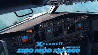 [X-plane11] Классика жанра. Дублин - Гатвик [VATSIM] [Zibo]