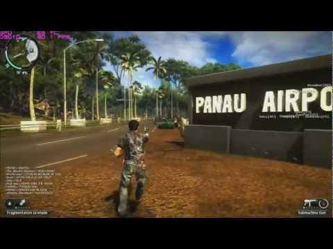 Just Cause 2 Multiplayer Beta Gameplay
