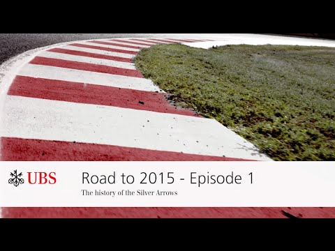 Nico Rosberg: Road to 2015 - Episode 1 - The History of the Silver Arrows