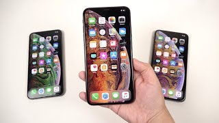 iPhone XS Max: Unboxing & First Impressions (Display Quality)
