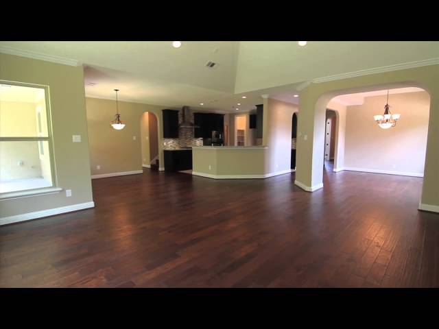 Drake Homes Inc - Tuscany Woods - Houston, Texas