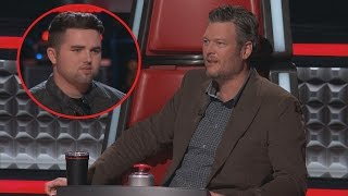 Watch Blake Shelton Defend Jack Cassidy's Performance in New 'Voice' Preview