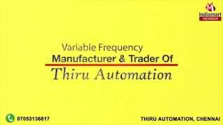 Variable Frequency and Servo Drive by THIRU AUTOMATION, Chennai