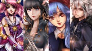 Anime Drawing Request (? A F F L E)