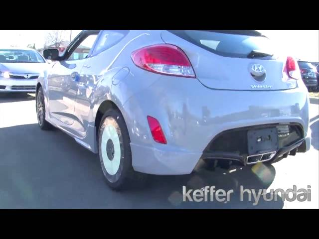 2013 Hyundai Veloster Re-Mix Edition