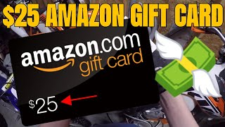 Giveaway Amazon Gift Codes
