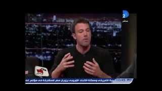 كلام تانى | بالفيديو.. الممثل الأمريكى بن أفليك يدافع عن المسلمين والإسلام
