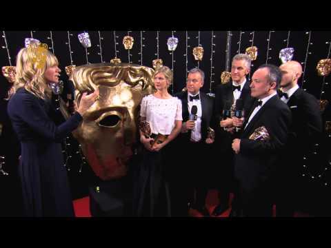 Gravity | BAFTA Special Visual Effects Winner 2014
