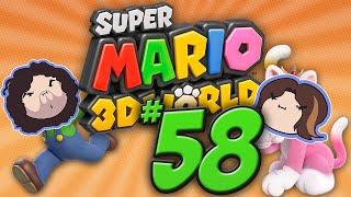 Super Mario 3D World: Just Drump - PART 58 - Game Grumps