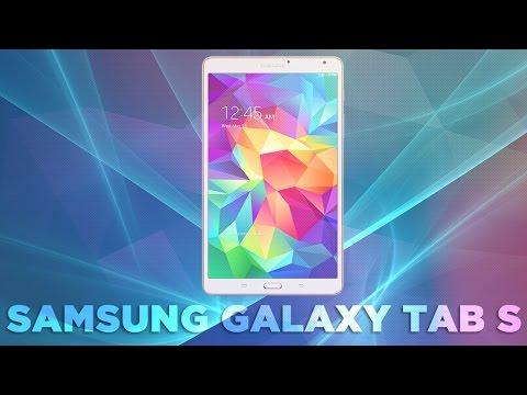 "Samsung Galaxy Tab S 8.4"" video inceleme"