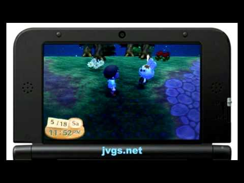 Animal Crossing: New Leaf - Fun with Pitfalls