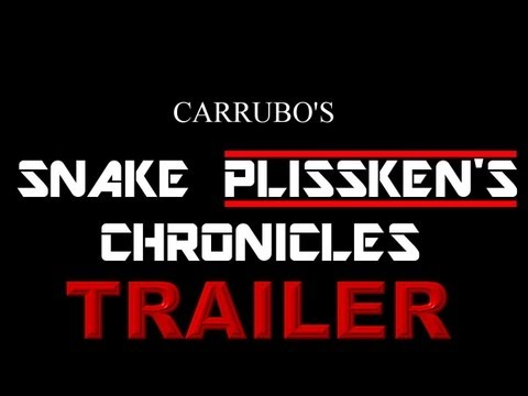 Carrubo – Snake Plissken's Chronicles TRAILER!!!