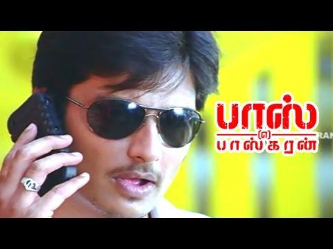 Boss Engira Baskaran Movie | Scenes | Jiiva's Intro | Climax | Arya | Santhanam | Jiiva | Nayanthara