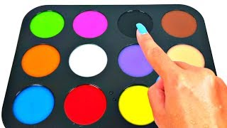 Learning Colors for Children INGRID SURPRISE Educational Video