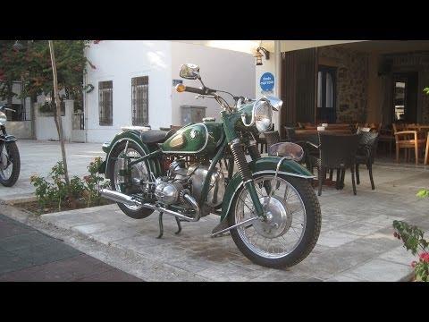 [Slow TV] Motorcycle Ride - Turkey - Marmaris to Bodrum