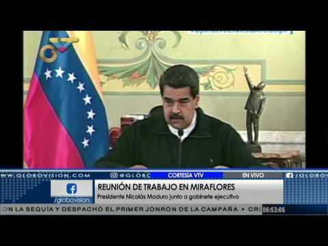 Maduro extiende Operativo Semana Santa 2017 y agradece a las autoridades por el balance