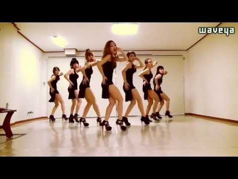 waveya웨이브야 Sistar - Alone 씨스타 나혼자 Kpop Cover Dance video