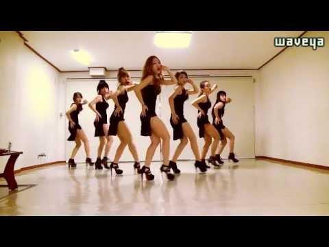 waveya웨이브야 Sistar - Alone 씨스타 나혼자 Kpop Cover Dance video