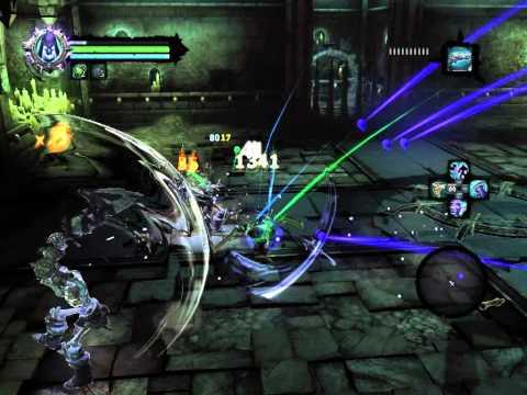 Arguls tomb, darksiders ii (video game), dlc, прохождение, igs, novius, war, gaming, darksiders 2, печать, скрытый