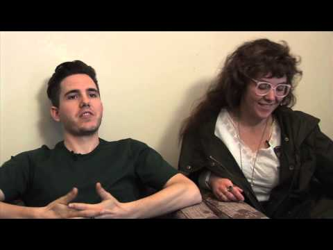 Purity Ring interview - Megan James and Corin Roddick (part 1)