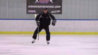 Hockey Skating Agility 7 of 10