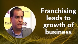 Franchising leads to growth of business