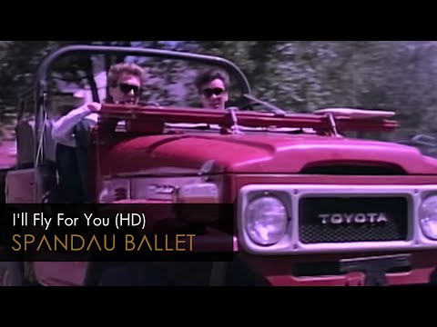 Spandau Ballet - Ill Fly For You