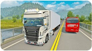 Scania R700 | Driving (ETS2) Euro Truck Simulator 2