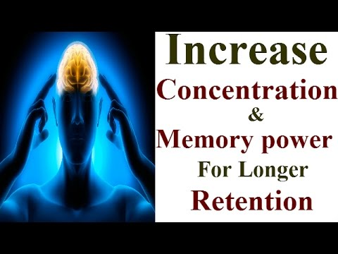 how to increase memory power pdf download