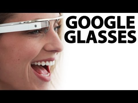 I Want Google Glasses!