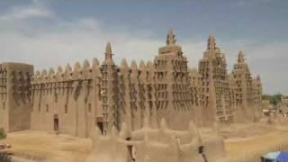 泥のモスク