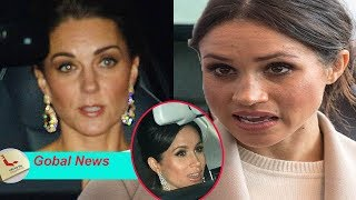 Kate pregnant pink beautiful insulting Meghan make angry duchess immediately left birthday party