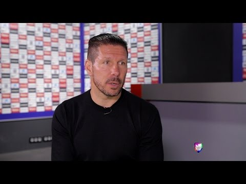 Expediente:  Diego Simeone 'Sin buenos futbolistas no hay buenos entrenadores'