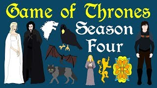 Game of Thrones: Season 4 (Complete)