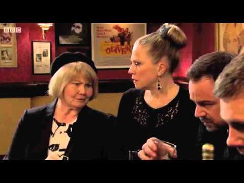 Linda Carter, EastEnders  23.04.15
