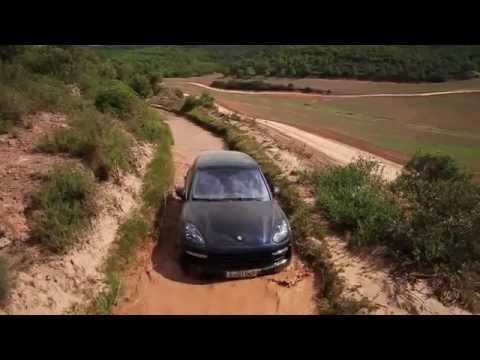 Porsche Cayenne Turbo 2015 | OFF ROAD TEST DRIVE - DESIGN