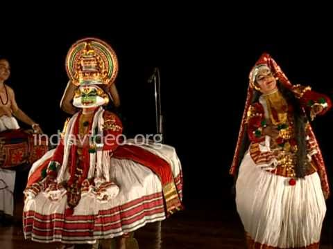 Kalyanasougandhikam In Kathakali Part 1, Invis Multimedia, Dvd video