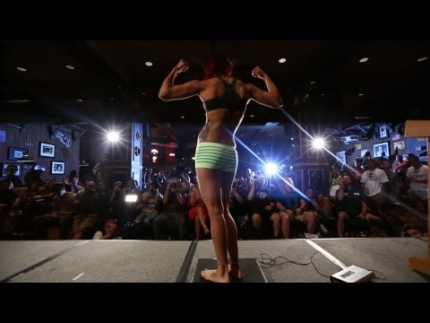 Invicta FC 6: Coenen vs Cyborg Weigh-Ins