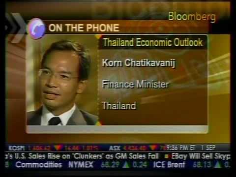 Thailand Economic Outlook - Bloomberg