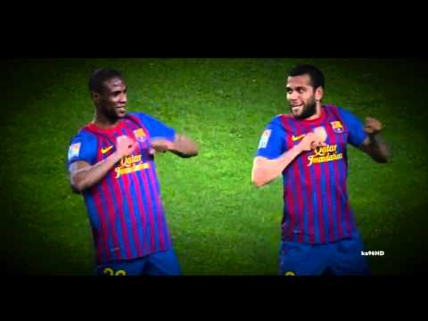 Eric Abidal - Animo Abidal - By ka96HD
