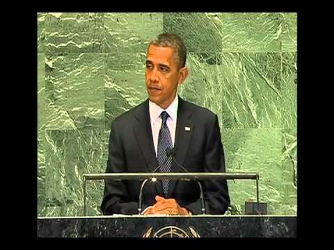 President Obama: Respecting Freedom of Religion