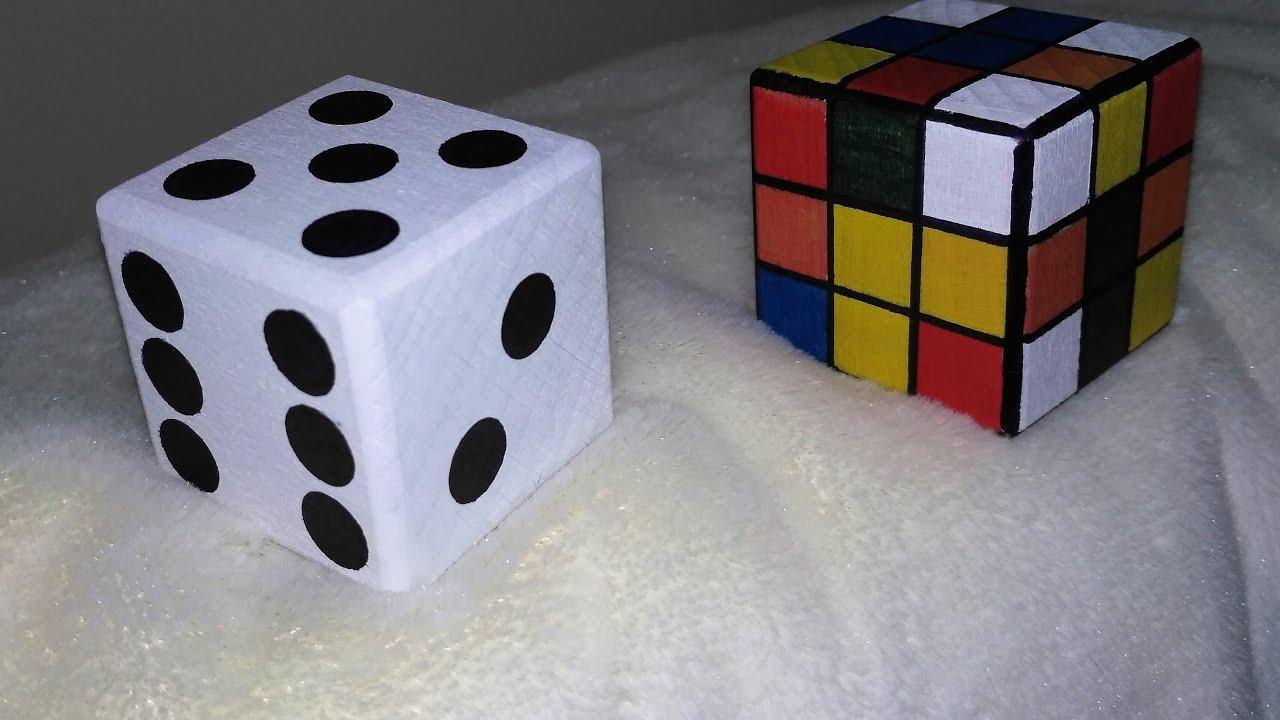 Кубик рубик своими руками сделать 118