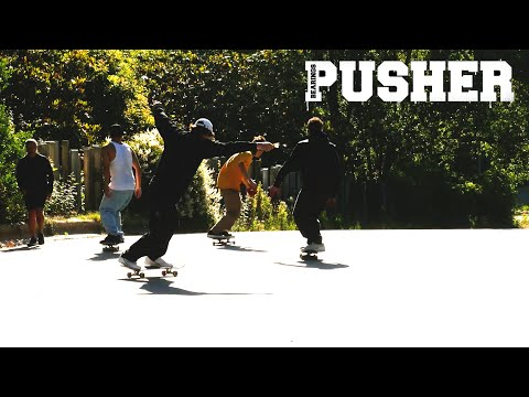 "Pusher Bearings ""High stakes"" Video"