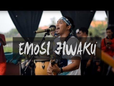 KLANTINK - EMOSI JIWAKU ( LIVE TARIK COLOR RUN SIDOARJO 2018 )