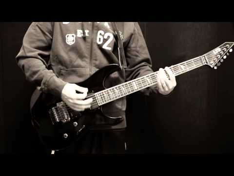 Slipknot - Psychosocial (rhythm Guitar Cover) video