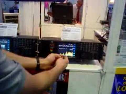 IARC Presents: AOR Alpha at Ham Radio 2007 Friedrichshafen