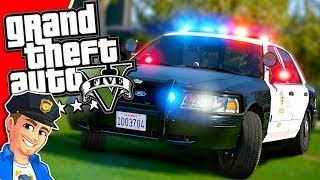 Los Angeles Police Department GTA 5 LSPDFR Real Life Police Mod