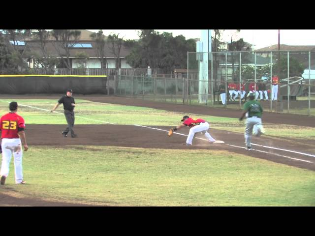 07/11/13 Highlights - Na Koa Ikaika Maui vs. East Bay Lumberjacks 4-2