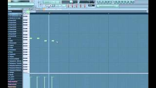 afrojack - replica FL studio tutorial